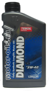 Teboil Diamond 5W-40 (1_литр)