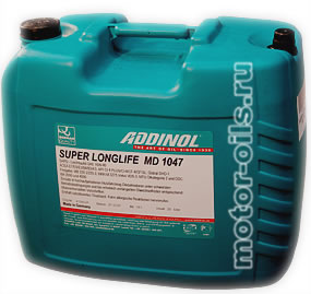 ADDINOL Super Longlife MD 1047 (20_литров)