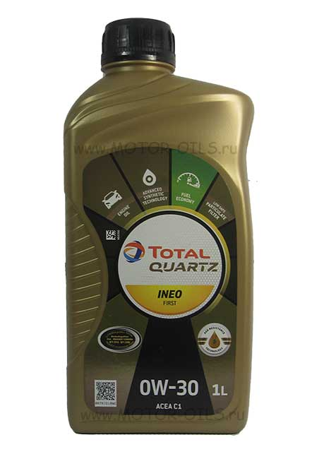 Total Quartz INEO FIRST 0W-30 (1_литр)