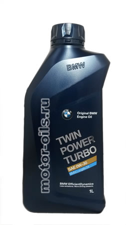 BMW TWIN POWER TURBO SAE 0W-30 Longlife-04 (1_литр/OEM:83212365929)