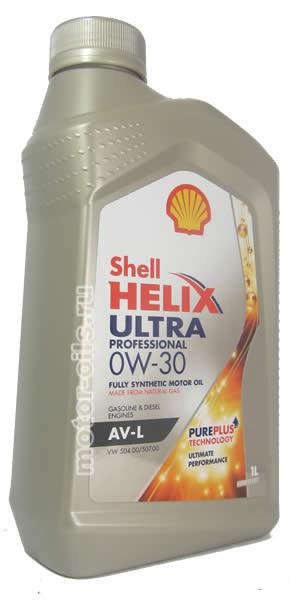 shell helix ultra professional 0w 30 av l 1. Black Bedroom Furniture Sets. Home Design Ideas