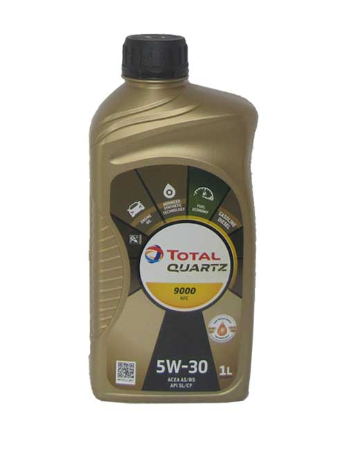 Total Quartz 9000 Future NFC 5W-30 (1_литр)