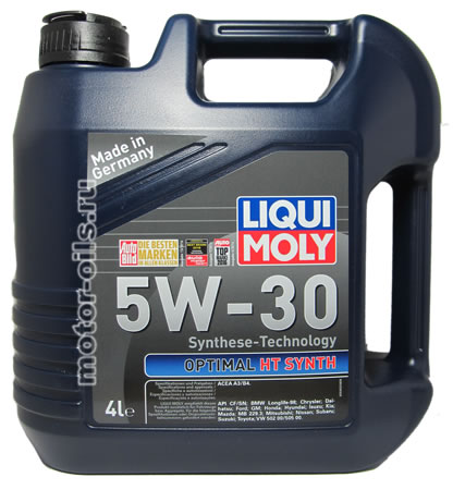 Liqui Moly Optimal HT Synth 5W-30 (4_литра/Art.39001)