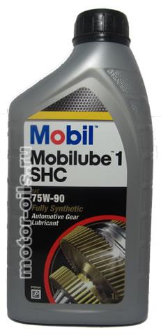 Mobil Mobilube 1 Shc Sae 75W 90