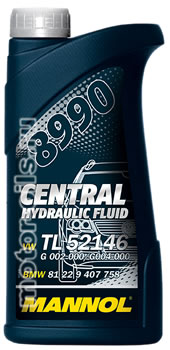 Mannol 8990 CENTRAL Hydraulic Fluid (0.5_литра)