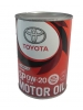 TOYOTA Synthetic Motor Oil SN 0W-20 (1_литр/OEM:08880-12206)