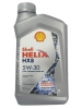 Shell Helix HX8 SYNTHETIC 5W-30 1 литр