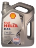Shell Helix HX8 SYNTHETIC 5W-30 (4_литра)