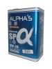 ALPHAS SYNTHETIC ENGINE OIL SN•GF-5 0W-20 (4_литра)