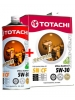 TOTACHI Ultima EcoDrive F 5W-30 4 литра+1 литр